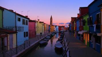 la colorata venezia foto