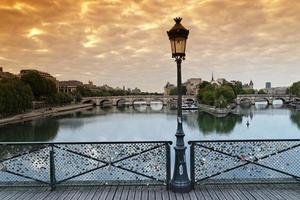 centro di Parigi foto