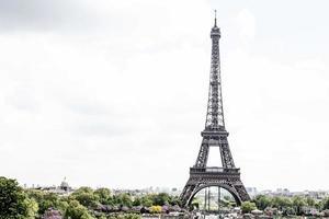 Parigi Eiffel foto
