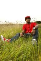 uomo afroamericano foto