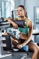 simulatore di fitness club bruna. foto