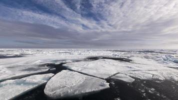 lastrone di ghiaccio foto