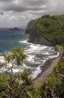 kolhala coast big island hawaii foto
