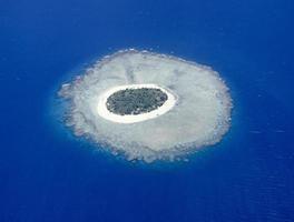isola tropicale foto