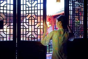 sfondo stile asiatico foto