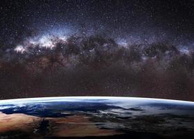immagine di terra di alta qualità foto