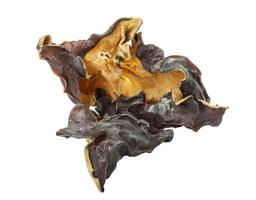 funghi secchi asiatici