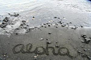 Aloha foto