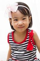 bambini cinesi asiatici felici foto