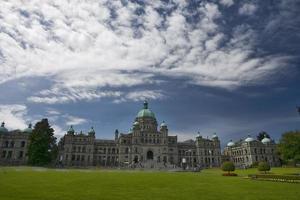 palazzo del parlamento di Victoria 5 foto