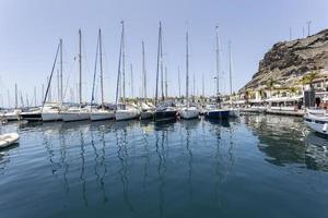 piccolo porto turistico foto