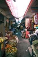 mercato asiatico foto