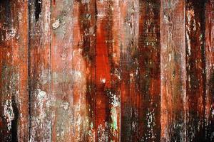 vecchio di legno