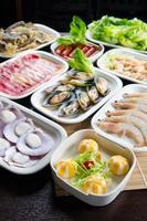 cucina asiatica foto