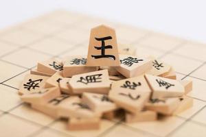 pezzo di shogi foto