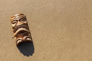 maschera Tiki