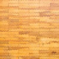 struttura della parete del blocco di legno foto