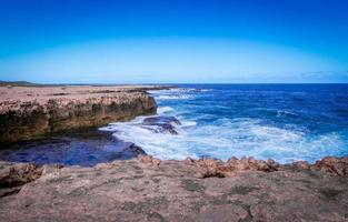 linea costiera dell'Australia foto