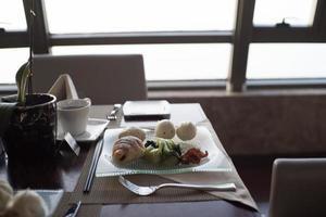 prima colazione foto