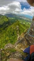 cresta arrampicata selfei