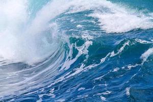 onda dell'oceano