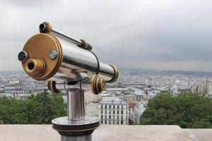 panorama di parigi