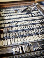 vecchia custodia per lettere