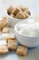 zollette di zucchero foto