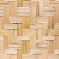 struttura di legno di bambù foto