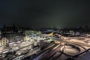 Stoccolma slussen foto
