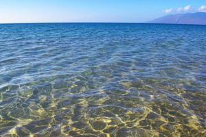 spiaggia di Maui foto