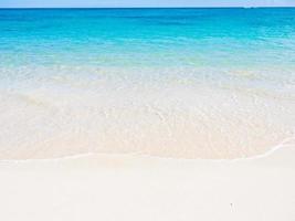 ondata di spiaggia di lanikai