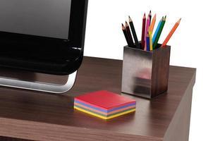 scrivania. foto