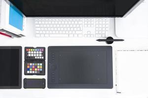 scrivania di design foto