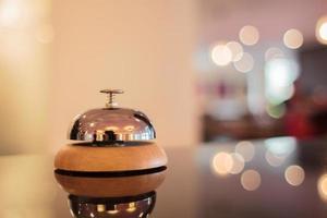 campana dell'hotel foto