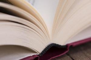 dettaglio del libro foto
