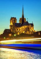 notre dame de paris, francia