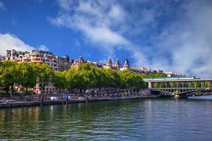 banchina di Parigi