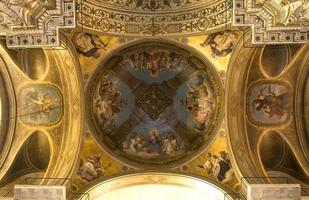 chiesa di saint thomas d'aquin, parigi, francia