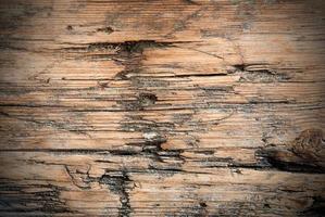struttura di legno sgangherata