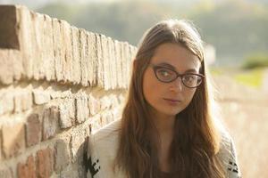 ritratto di ragazza foto