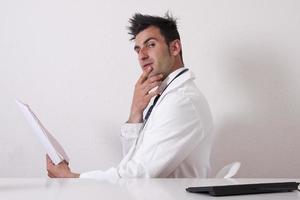 consulto medico foto
