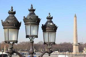 Place de la Concorde foto