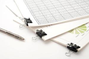 materiali aziendali per riunioni foto