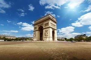 Arc de Triumph, Parigi foto