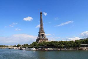 la tour eiffel, parigi foto