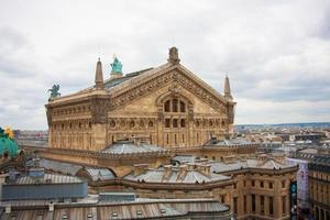 Parigi, Francia. galleria lafayette foto
