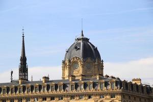 tribunale commerciale di parigi, francia. foto