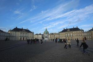 Amalienborg, Copenaghen foto
