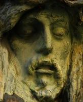 ritratto di Cristo foto